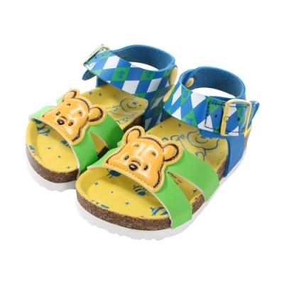 迪士尼維尼熊休閒涼鞋 sk0860 魔法Baby