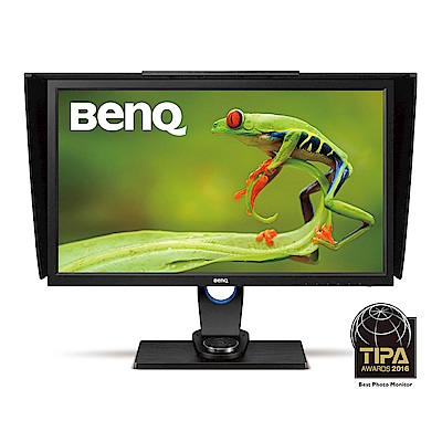 [無卡分期12期] BenQ SW2700PT 2K 廣色域專業攝影螢幕
