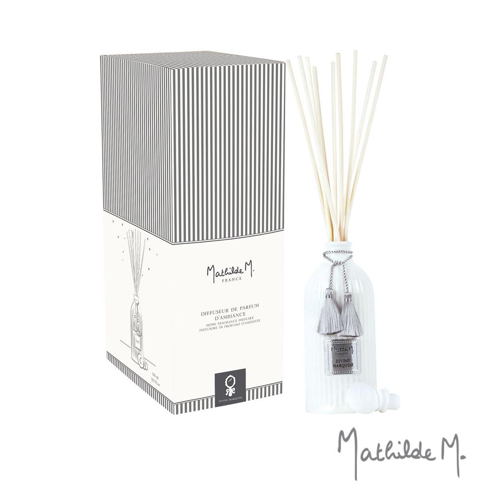 Mathilde M 法國瑪恩 古典巴黎薰香瓶500ml(多款任選)