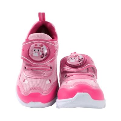 女童台灣製POLI安寶款閃燈運動鞋 sa91283 魔法Baby