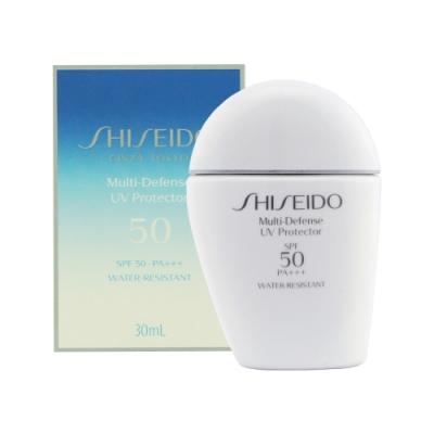 SHISEIDO資生堂 新艷陽夏多元防晒乳(SPF50‧PA+++)30ml