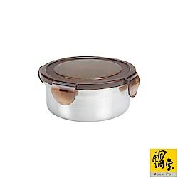 鍋寶 316不鏽鋼保鮮盒500ML-圓形 BVS-0500