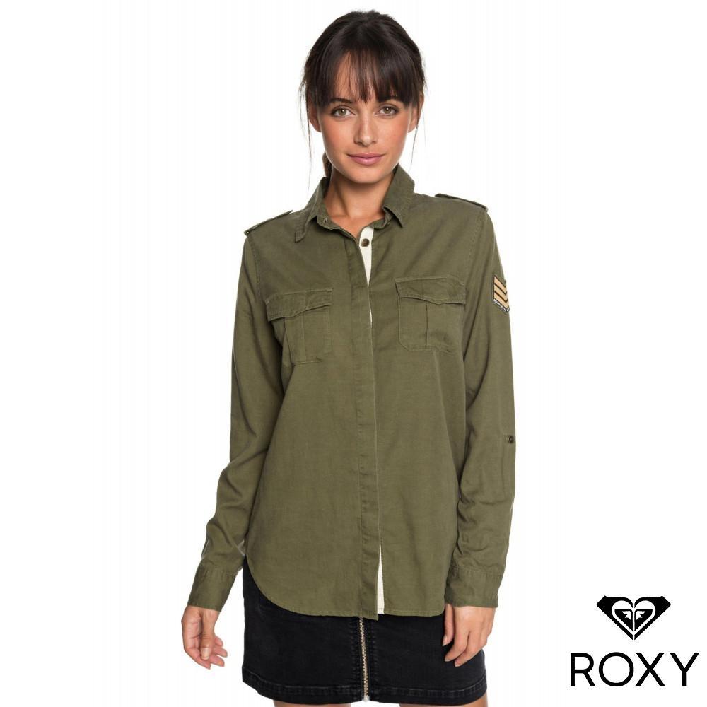 【ROXY】MILITARY INFLUENCE 襯衫