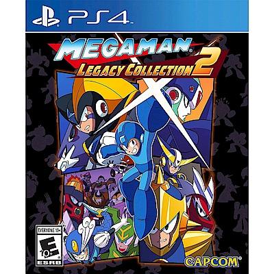洛克人 傳奇合輯 2 Megaman Legacy 2 -PS4 中英日文美版