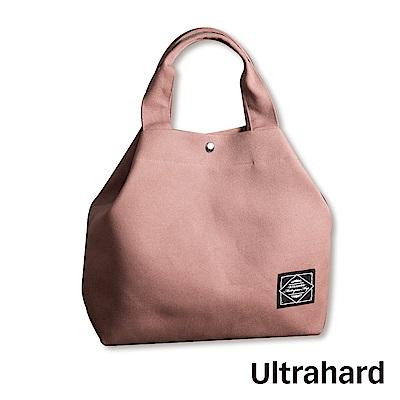 Ultrahard 兩用托特包-Masterpiece Map(粉紅)