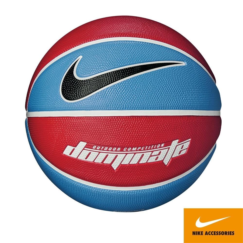 NIKE DOMINATE 8P 籃球 雙色 7號 紅藍 N000116547307