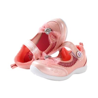 魔法Baby 女童鞋 台灣製迪士尼冰雪奇緣正版休閒公主鞋  sa04833