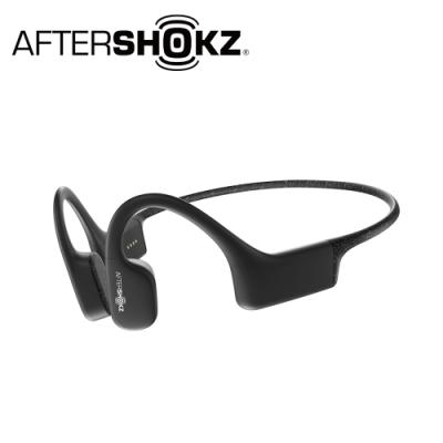 (送腰包)AFTERSHOKZ XTRAINERZ AS700骨傳導運動耳機(曜石黑)