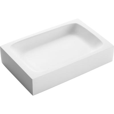 《VERSA》簡約肥皂盒(白)