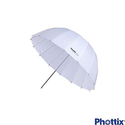 Phottix Premio85公分 16根玻纖骨架半圓弧透射傘-85382