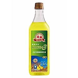 泰山 OMEGA-3芥花不飽和健康調合油(1L)