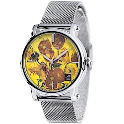 梵谷Van Gogh Swiss Watch梵谷經典名畫女錶(OPSL-MB)