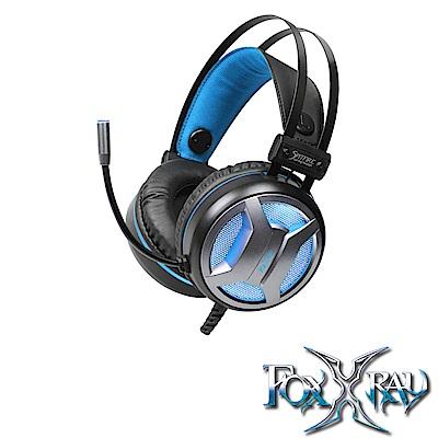 FOXXRAY噴火響狐USB電競耳機麥克風FXR-SAV-09