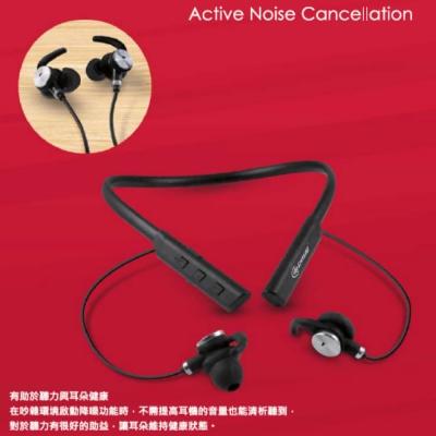 Crossing 頸掛式運動型藍芽主動降噪耳機
