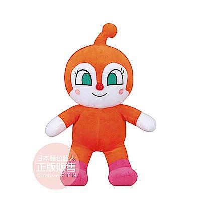 麵包超人-蓬蓬微笑布偶S PLUS紅精靈