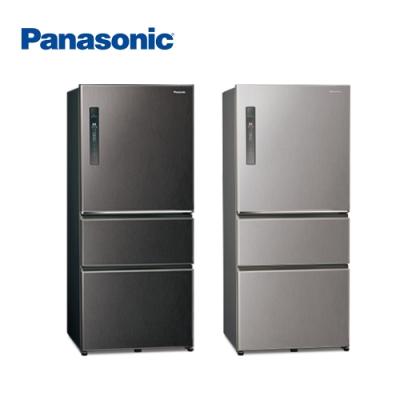 Panasonic國際牌 500L 1級變頻3門電冰箱 NR-C501XV