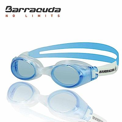 美國Barracuda成人運動型抗UV防霧泳鏡 SUBMERGE#13355