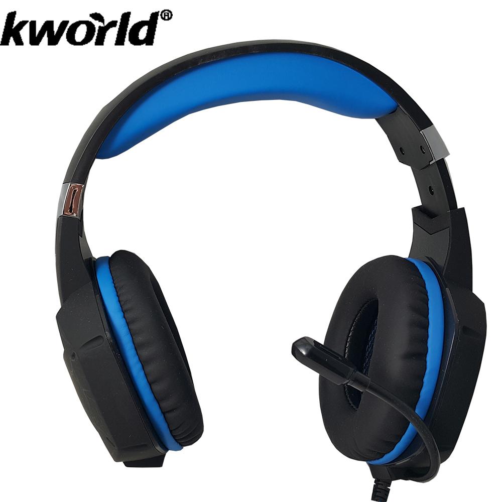 【Kworld 廣寰】玩家電競耳麥(多彩燈) K3000BBR