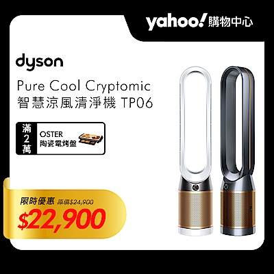 Dyson戴森 Pure Cool Cryptomic 智慧涼風清淨機 TP06 二色可選