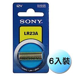 SONY 高伏特12V電池 LR23A / A23 / 23A  (6入裝)