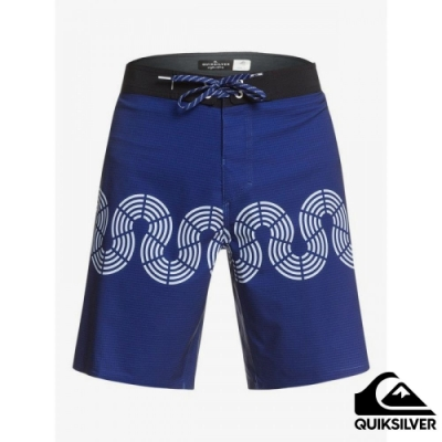 【QUIKSILVER】HIGHLINE CONNECTED WAVES 19 衝浪褲 藍色
