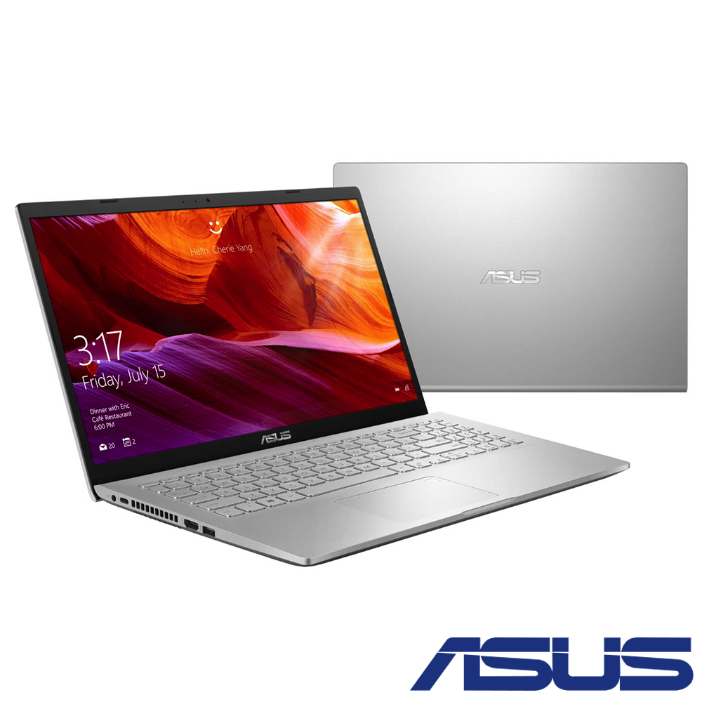 ASUS X509FB 15吋筆電(i5-8265U/1T+128G/4G/MX110/冰河銀)