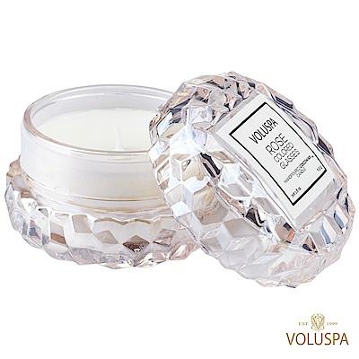 美國香氛VOLUSPA 玫瑰系列 琉璃玫瑰 51g