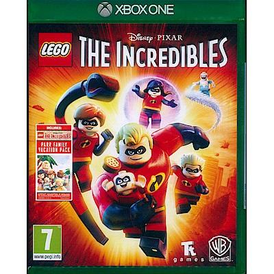 樂高超人特攻隊 LEGO The Incredibles - XBOX ONE 中英文亞版