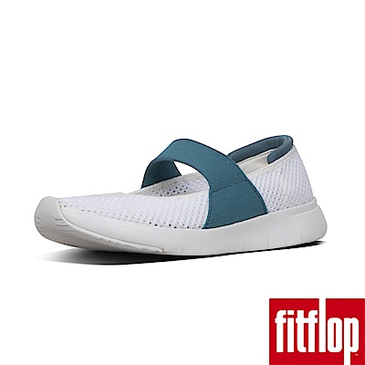 FitFlop MARY JANES-都會白