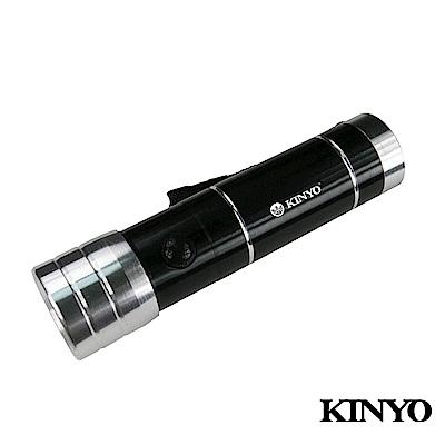 KINYO超亮手電筒+鐳射筆LED601