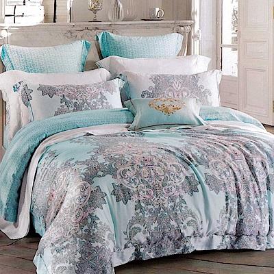 Lily Royal 100支尊爵天絲 四件式兩用被床包組 加大 羅莉閣