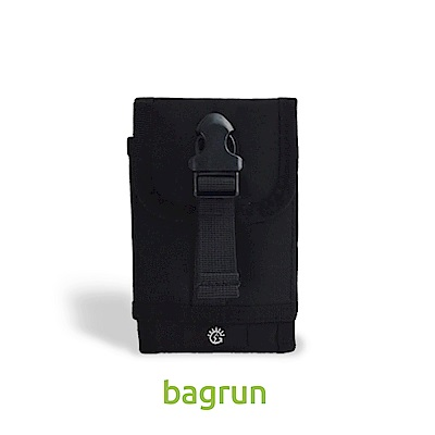 bagrun 都會玩家戰術手機袋
