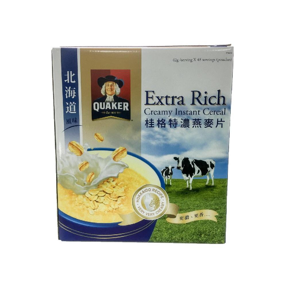 桂格 北海道風味特濃燕麥片(42gx48包)