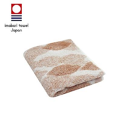 日本今治 純天然有機棉無染色毛巾(落葉-粉藕紅)