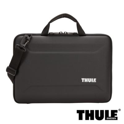 Thule Gauntlet MacBook Pro Attache 15 吋硬式電腦側背包 - 黑色