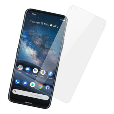 Nokia 8.3 5G 高清透明 9H鋼化玻璃膜 手機 保護貼-Nokia 8.3-透明*1