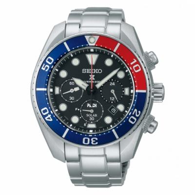 SEIKO PROSPEX新SUMO太陽能潛水腕錶V192-0AD0R(SSC795J1)