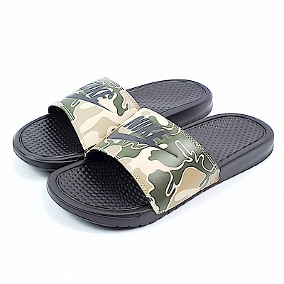 Nike拖鞋BENASSI JDI PRINT男鞋