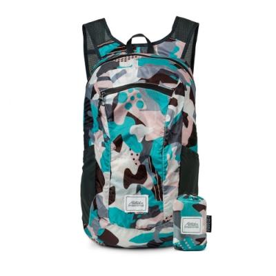 Matador DL16 Backpack 口袋型防水背包-都會彩繪