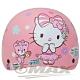 熊Kitty兒童機車安全帽-粉紅色(贈短鏡片) product thumbnail 1