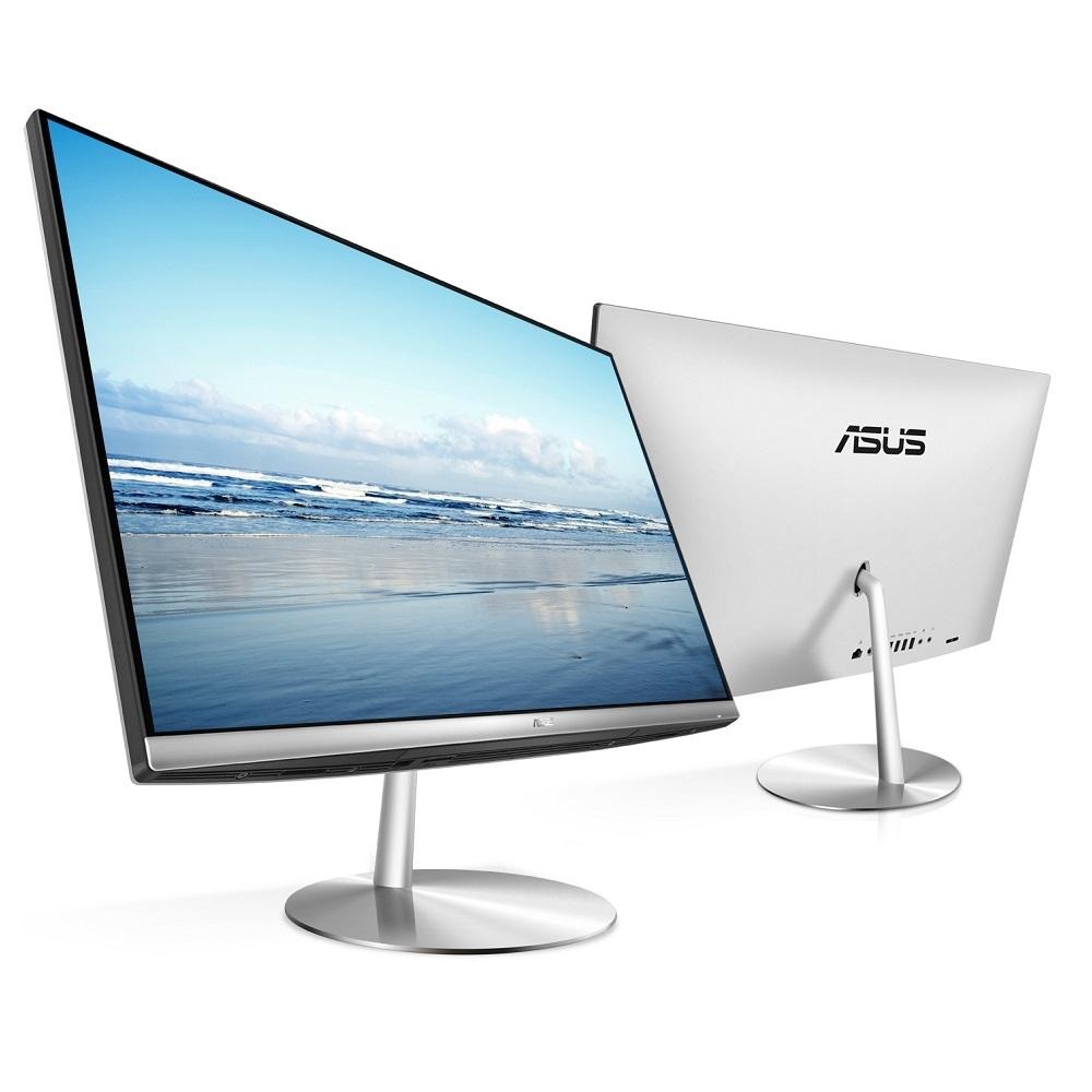 ASUS華碩 ZN242GDTc 八代i5四核雙碟獨顯觸控AIO桌上型電腦(i5-8300H/8G/1T/128G/Win10h/Zen AiO)