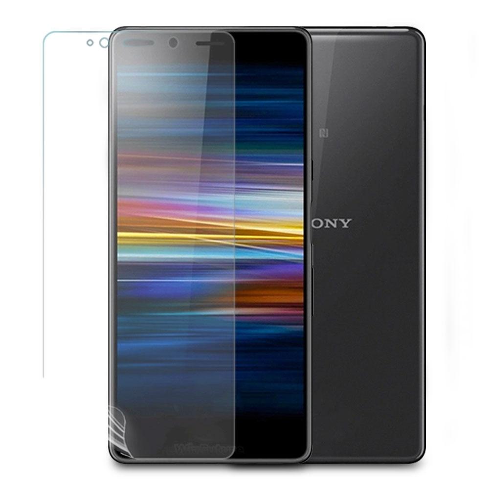 o-one大螢膜PRO Sony L3 滿版全膠保護貼超跑包膜頂級原料犀牛皮台灣製