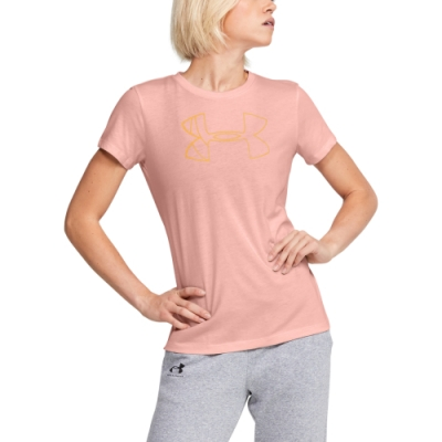 UNDER ARMOUR女排汗快乾短T-Shirt
