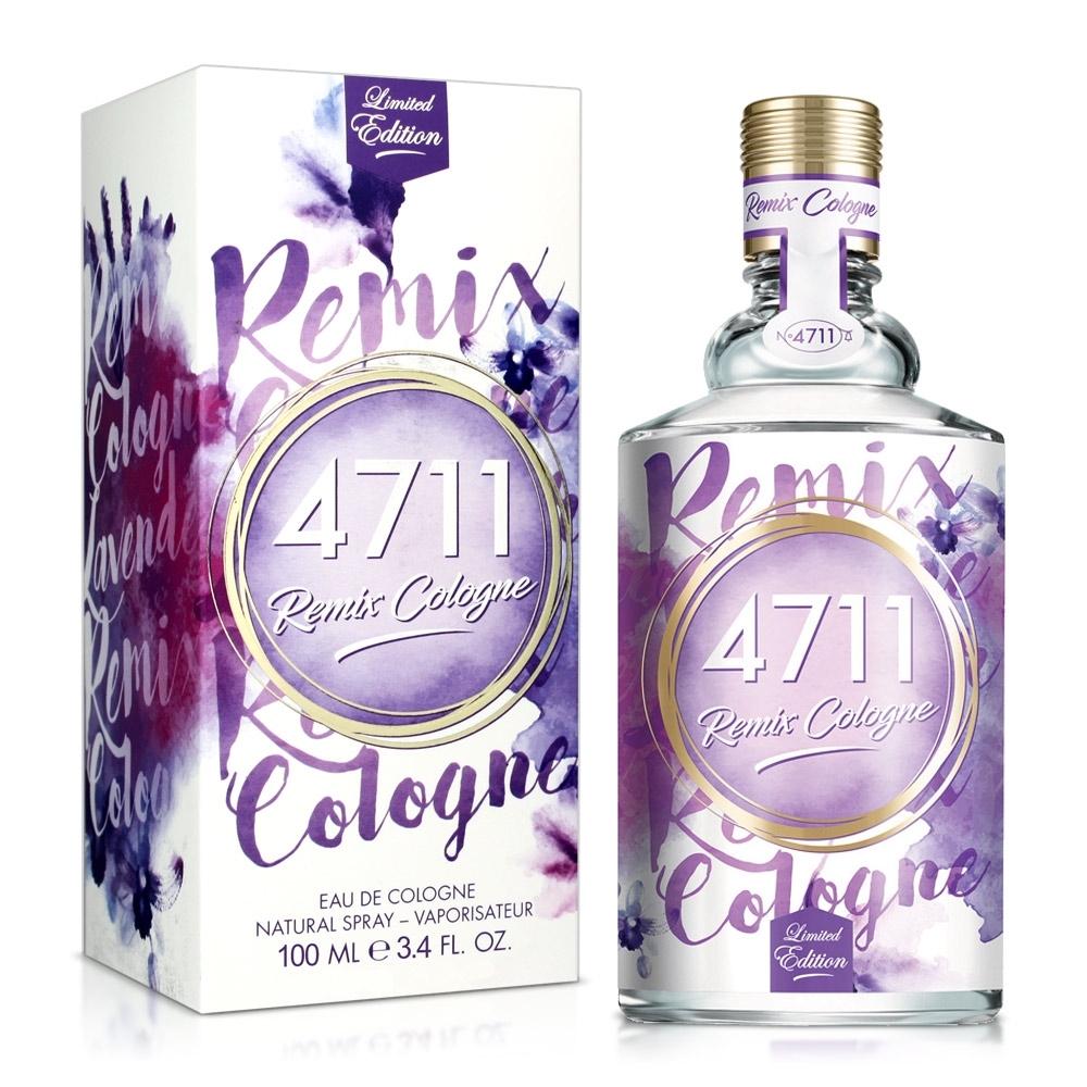 No.4711 Remix Cologne Lavender經典薰衣草古龍水100ml