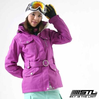 STL Snow 韓國戶外機能滑雪板/雪衣外套 男女款 梅葒