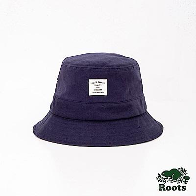 Roots配件- 經典漁夫帽-藍