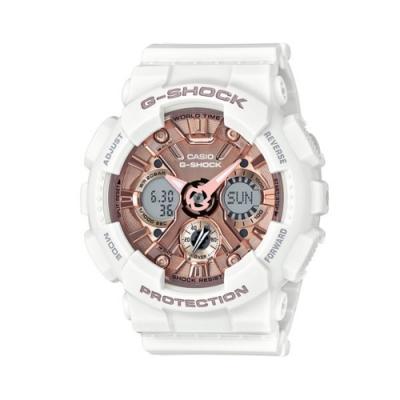 CASIO G-SHOCK/魅力圈專屬時尚運動腕錶/GMA-S120MF-7A2DR