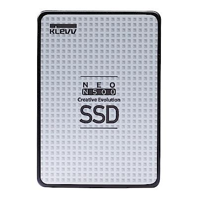 [加購]KLEVV 科賦 NEO N500 120GB 2.5吋 SATAIII 7mm固態硬碟
