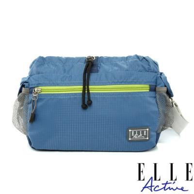 ELLE Active Hot Trips系列-側背包/斜背包-大-藍色