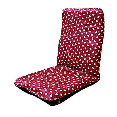 Gloria  招福 輕巧 高背和室椅 紅